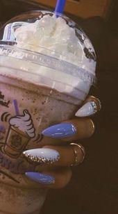 New nails design acrylic lengthy diamonds Concepts