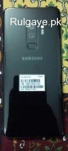 Rulgaye Samsung Galaxy S9 Plus 128 Gb Dual Sim Fd Model 10 In 2020 Dual Sim Samsung Galaxy Samsung Galaxy S9