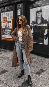 40+ Fall Street Style Outfits to Inspire