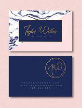 Diseño de logotipo + tarjeta de visita, paquete de marca, tarjetas de visita de mármol, logotipo dorado, kit de marca, logotipo prefabricado, logotipo, logotipo profesional  – bussiness start up