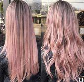 10 nuances rafraîchissantes de couleur de cheveux de printemps