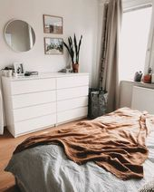 MIRA-MIRROR.COM (Mira Mirror) • Malm Kommode Schlafzimmer, Bedroom with Ikea m…