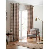 Eddahbi curtain set with eyelets, semi-transparent …  – Products
