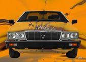 Maserati Quattroporte III   – Auto Oldtimer Youngtimer Fotografie Car shooting