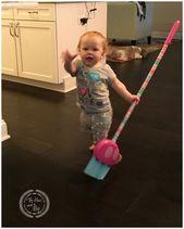 Praktische Aktivitäten in Montessori {13-17 Monate}