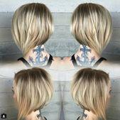 10 leckere frische Bob-Frisuren für diesen Herbst zum Ausprobieren! – Frisuren für sie