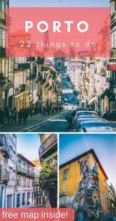 cose da fare a Porto, viaggi a Porto, guida di Porto, 22 cose da fare a Porto in wi …