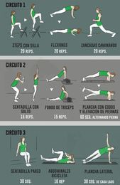COMPLETE BODY TRAINING  – cuerpos##gym##