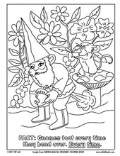 Free Coloring Page From M T Lott S Farting Magical Creatures Coloring Book Cat Coloring Book Mandala Coloring Books Coloring Pages