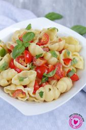 Bruschetta Pastasalat – Party – Food