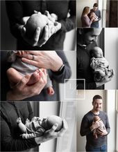 Snohomish County Lifestyle Newborn photos