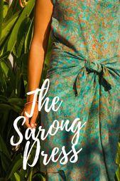 The Sarong Dress