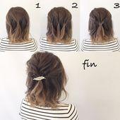 20 Tage Frisuren für einen guten Start Nora K. 20 Tage Frisuren für einen guten …  – Frisuren