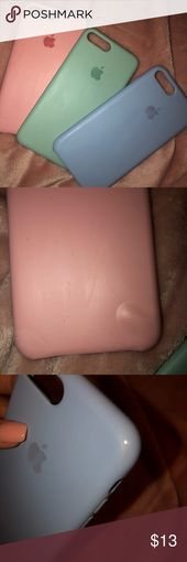 BUNDLE OF 3 IPHONE 8 PLUS CASES 🖤 – 3 cases – …