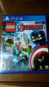 Lego Avengers für Playstation 4   – Products