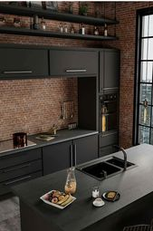 Impressive and Different Kitchen Design Photos No 1