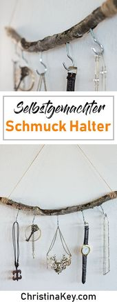 DIY jewelry holder birch wood – creative photography tips and photo hacks – my blog