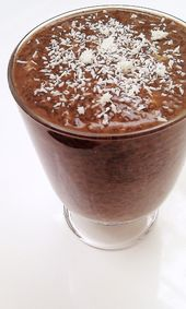 Photo of Chia Chocolate Pudding | More than green stuff