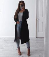 Auf der Suche nach stylischen und kuschligen Outfits für die kalten Wintertage