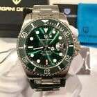 Pagani Design Automatic Ceramic Hulk Divers Watch Seiko Nh35a Submariner Homage Divers Watch Seiko Waterproof Watch