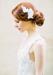 Wedding Headpiece, Bridal Headpiece, Crystal Headpiece, Lace, Bridal Hair Comb - Style 314