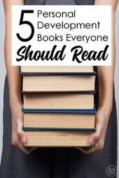 5 livres de développement personnel, tout le monde devrait lire   – Books on Books on Books