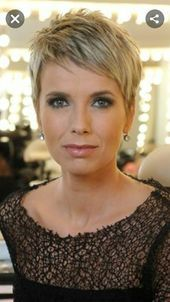 Cheeky and hip: wear your hair the length of a match! These 10 hairstyles show how beautiful … – # bob hairstyles # bride hairstyles #cool hairstyles #women short hairstyles …