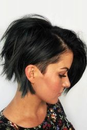 15 Versatile and comfortable to wear Short shag haircuts for all women, tastes and moods | Trend bob hairstyles 2019