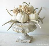 65+ Incredible Fall Entry Table Decorating Ideas You Must Have