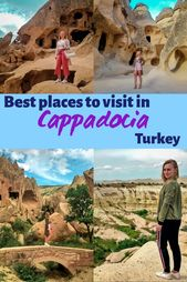 Best places to visit in Cappadocia ~ Yvettheworld