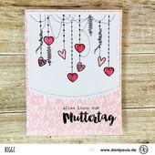 Baby Cards :: danipeuss.de :: BLOG: Karten zum Muttertag
