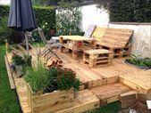 15+ Garten Sitzecke Selber Bauen – Garten Farm