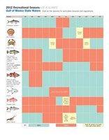 Saltwater Fishing Regulations Seasons Saltwater Fishing Saltwater Seasons Chart