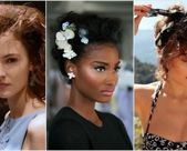 Copy the right hairstyles for curly medium hair #Copy the #Hairstyles # for #hair