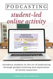 Podcasting within the Classroom | On-line Exercise for Google Drive