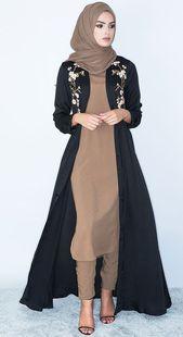 Abaya style Hijab dress and more Pins trending on Pinterest kahakshakhan1997 Gmail