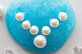 DIY Slime Princess Slime Recipe and video tutorial to make Belle, Cinderella, Ariel and Fr...