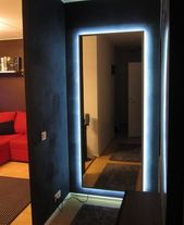 IKEA Hackers: Ambilight enabled Hovet mirror