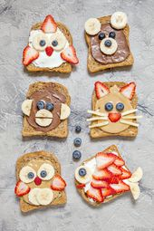 Healthy Breakfast Ideas – Toast Ideas For Kids