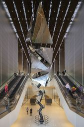 Gallery of Comcast Technology Center / Foster + Partners – 18