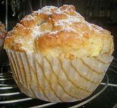 Apfel – Quark – Muffins – Kuchen
