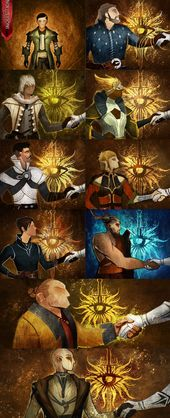 Alles Drachenzeit-Inquisition