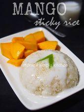 Monic S Simply Kitchen Resep Masakan Nasi Memasak