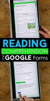 Digital Grammar Review for Google Classroom