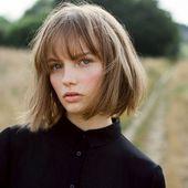 Trend hairstyle: Layered Bob by Sam McKnight