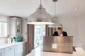 Shaws Shaker Double 800 Sink Luxe By Design Australia Kitchen By Herbert William Uk Kitchen Paint Open Plan Kitchen Modern Kitchen