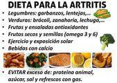 dieta alimentos para la artritis reumatoide. alimentos reuma y dolor de articula…