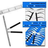 Exteren Praxis-Haut-handgemachte Feder-Verfassungs-Augenbrauen-Tätowierungs-Nadel-Pigment-Installationssatz-Tätowierungs-Zusatz-Tätowierung für Frauen-Männer