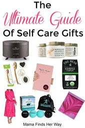 10 Awesome Self Care Gifts For Women – Mental Health, Wellbeing and Self Care Group Board