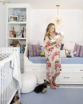 The Most Fashionable Rooms Of Week Nursery Los Angeles And